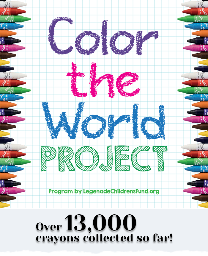 Color the World Project
