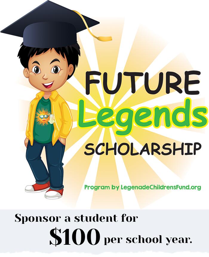 Future Legends Scholarship