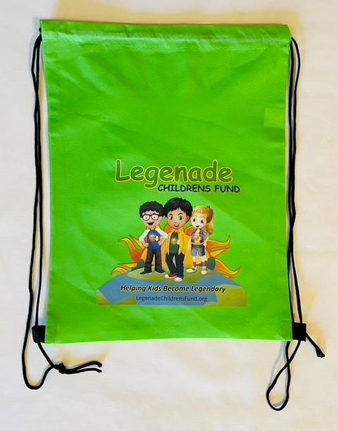 Sports Backpack (Green)