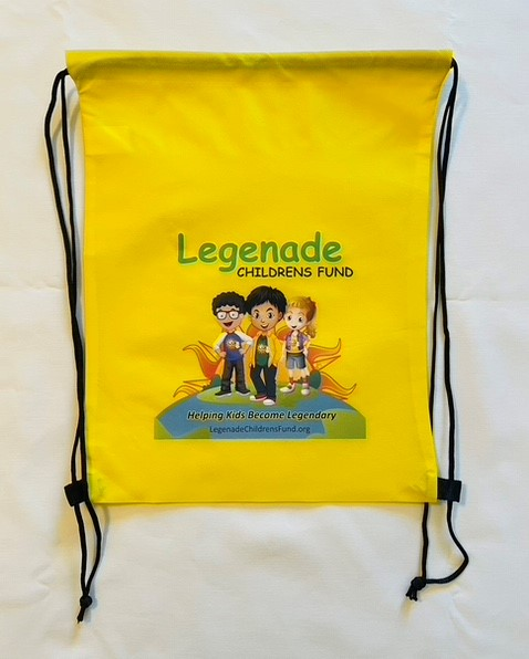 Sports Backpack (Yellow)