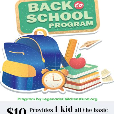 Back to School Program